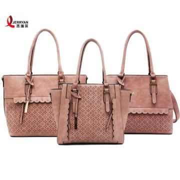 Leather Womens Tote Bags Handbags for Working Ladies