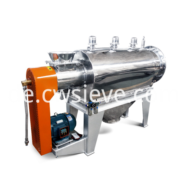 Centrifugal Sifte High Speed Airflow