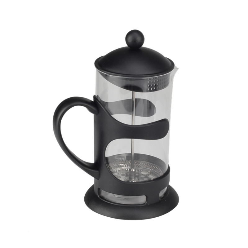 New Multifunctional Glass French Press