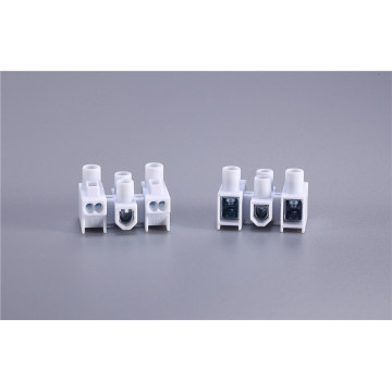 terminal blocks with polypropylene(v2) housing
