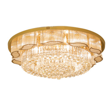 Beaded Contemporary Chandelier Lighting