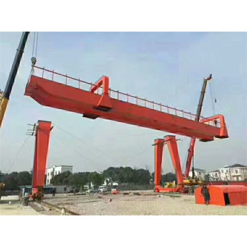 32 tons two hooks gantry crane