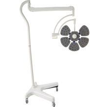 Mobile shadowless emergency ot light