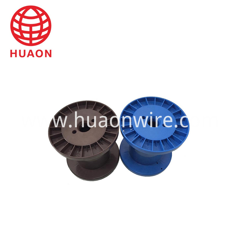 Plastic Small Empty Wire Bobbin