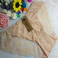 OEM wholesale China cheap blue sexy girl slimming lace cotton fancy underwear 515