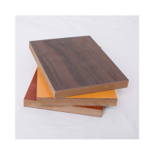 Melamine board  MDF for furniture