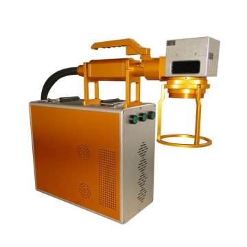 Portable Optical Fiber Laser Marking Machine