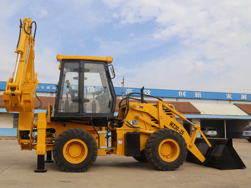 Backhoe Loader Wz30 25