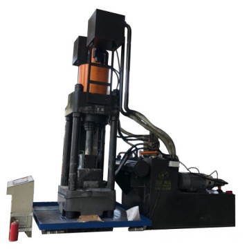 Hydraulic Aluminum Chippings Block Birquette Making Machine
