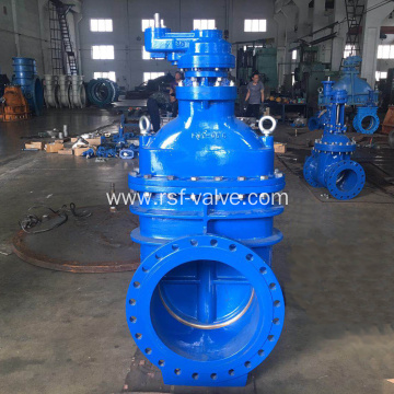 PN25 Metal to Metal Seat Gate Valve