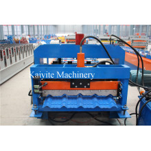 Q Tile Roof Roll Forming Machine For Zimbabwe