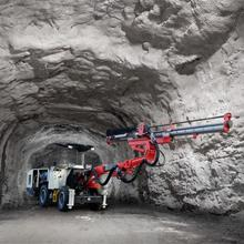 High Efficiency Underground Jambo machine