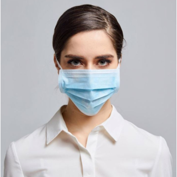 Disposable Non-woven 3 Ply Face Mask