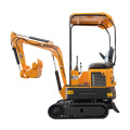 mini excavator 1ton mini garden excavator for sale