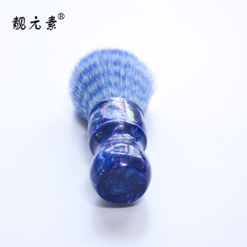 Private label metal handle badger hair shaving brush