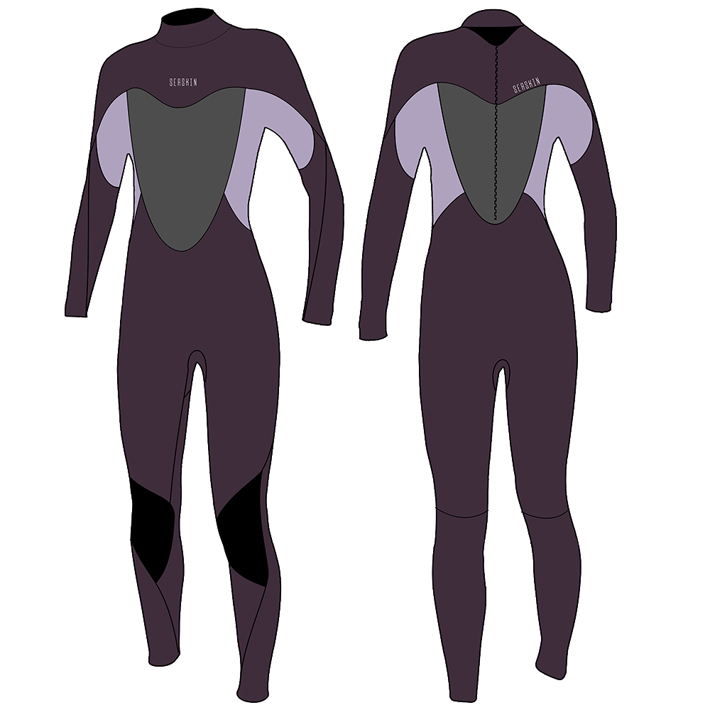 Long Lady Wetsuits