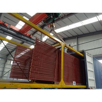 Power Steam Generation Boiler Economizer With Tube Bends