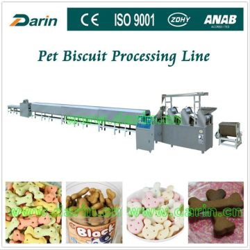 Pet favourite biscuit making line for sale