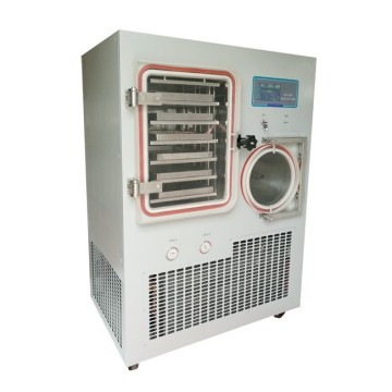 Precise silicon heating pilot type freeze dryer