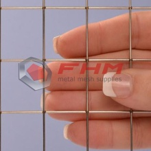 304 Stainless Steel Welded Wire Mesh for Construction