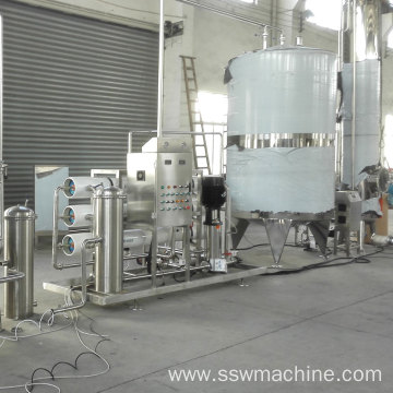 RO filter machines carbon filter system