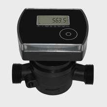 European Designed Mechanical Heat Meter with Plastic Body