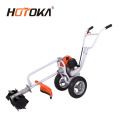 2 Stroke brush cutter with wheel 52cc