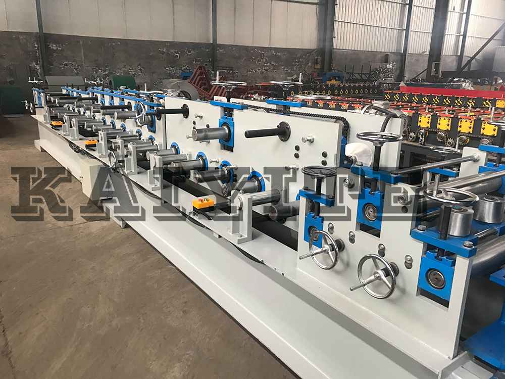 Z Purlin Roll Forming Machines