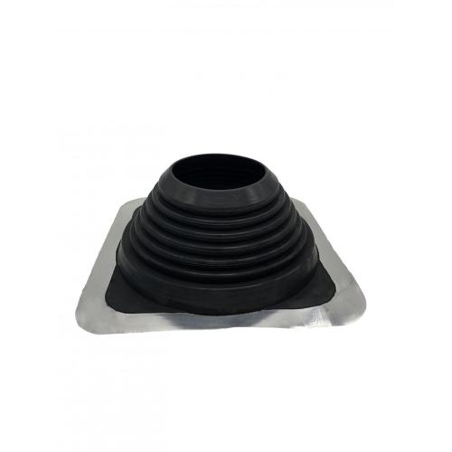 Custom Pipe Boot Silicone/EPDM Rubber Roof Vent Flashing