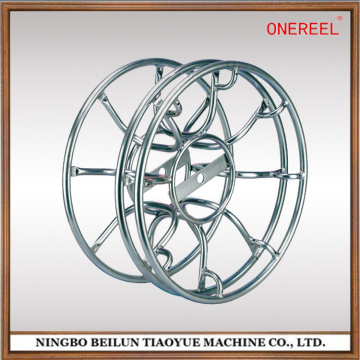 skeleton steel tube cable reel