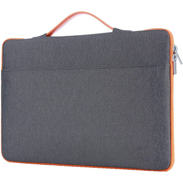 Protective 13-13.5 Inch Canvas Laptop Sleeve Case Bag