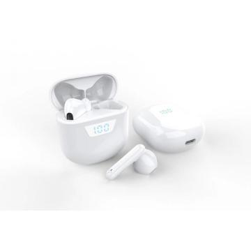 Digital Display wireless Bluetooth headset Binaural 5.0