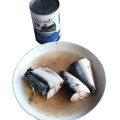 Chinese Canned Mackerel Tin Fish