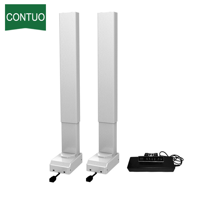 Motorized Adjustable Height Table Legs