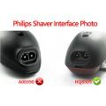 15V 5.4W EU Wall Plug AC Power Razor Adapter Charger for PHILIPS Norelco HQ8505 HQ8500 HQ560 HQ586 HQ568 HQ7740 HQ7141 HQ7142