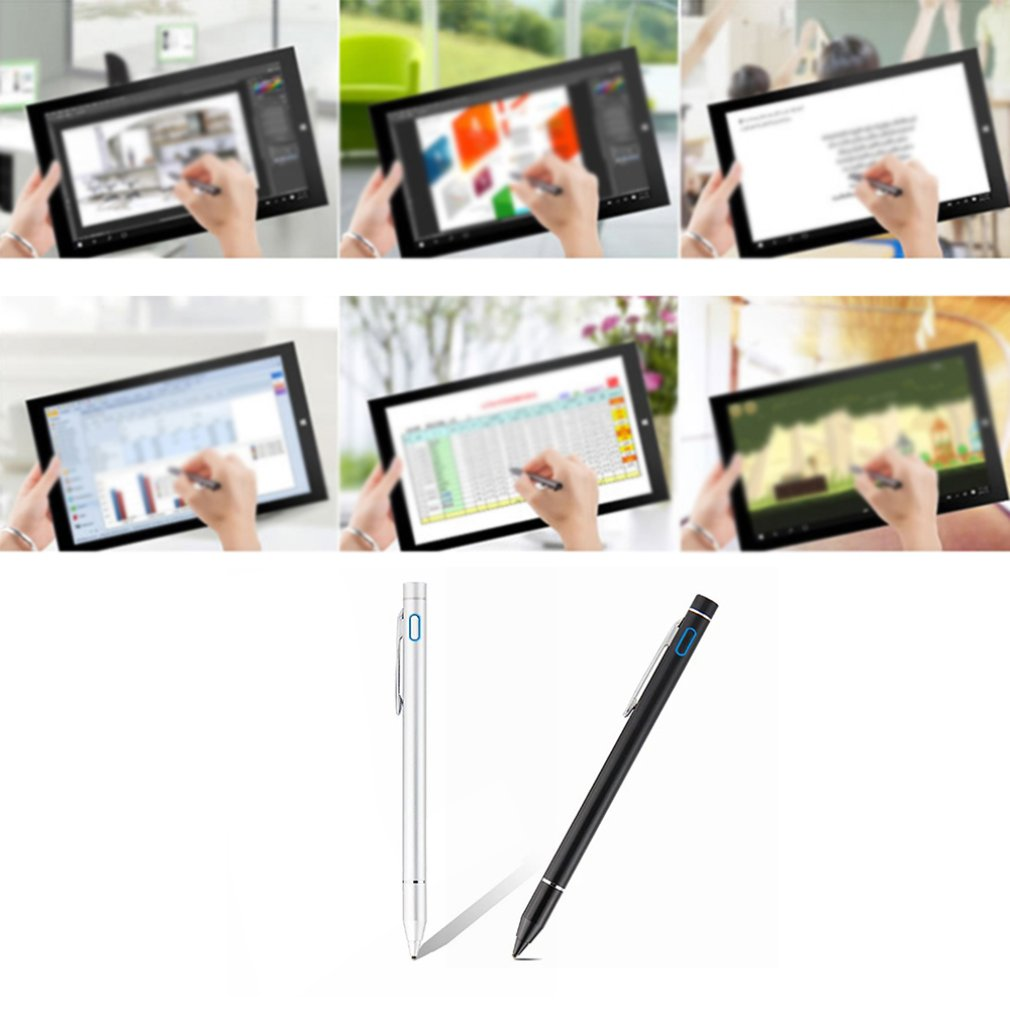 Active Stylus Pen Capacitive Touch Screen Optical Pencil Stylus Universal Touch Screen Pen Pencil Touchpad