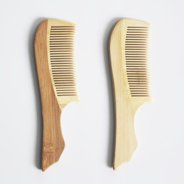 Household Environmental Protection Bamboo Comb