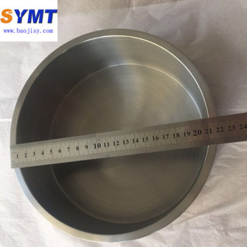 Forging  Mo1 99.95% Molybdenum Crucible