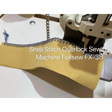 Large Shell Stitch Overlock Machine
