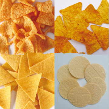 Doritos Corn Chips production line