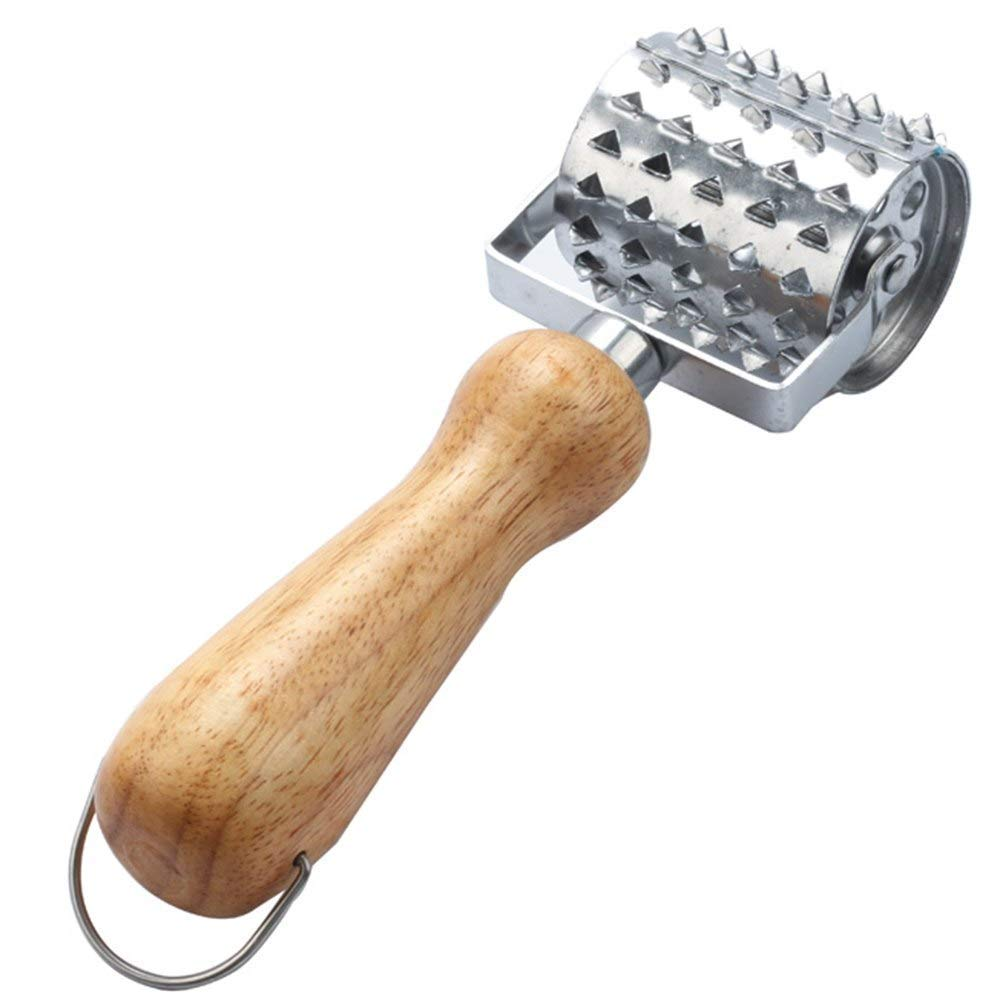 Stainless steel meat Tenderizer Wheel