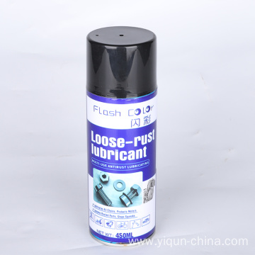 Loose Rust Lubricant Attack Hard to Get Rust