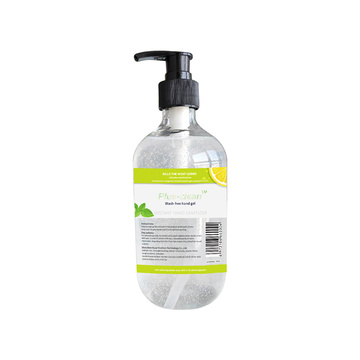 500ML Limon Aromalı El Jeli