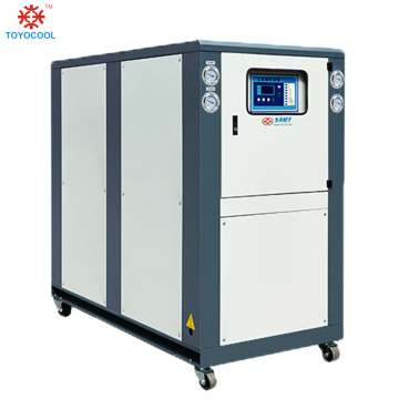 water cooling water cooled chiller plant