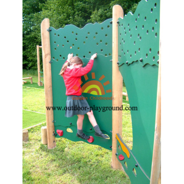 Outdoor Net Rock Climbing Wall Panel
