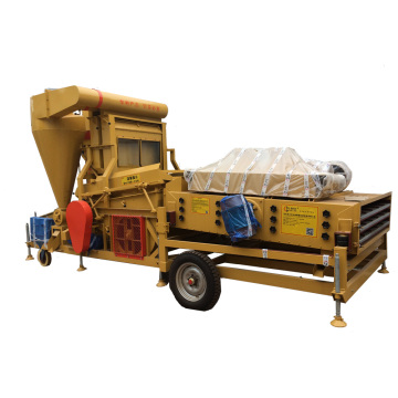 15t maize seed cleaner with gravity table