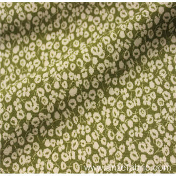 100%rayon twill printed fabric by lead fabric clothing