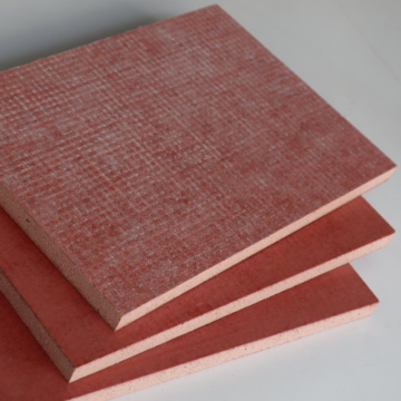 Red High Impact Resistant Tile Backer