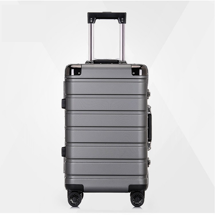High Quality Travel Aluminum Trolley Luggage
