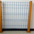 Metal Frame Material fence Double Wire Mesh Fence